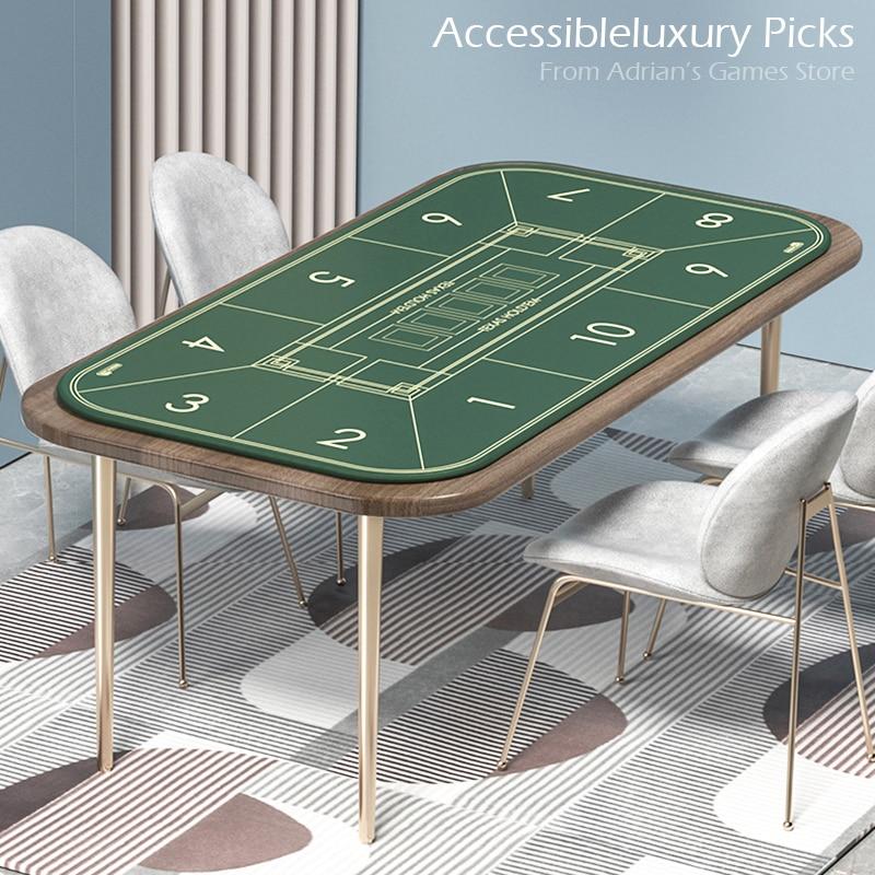 2020 neue Ankunft Phantasie Design Poker Tisch Tuch 12060/18090 Poker Layout Matte Hohe Qualität
