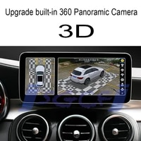 for mercedes benz glc class 300 220 250 350 43 63 mb w253 ntg built in 360 birdview car stereo audio navigation carplay gps navi