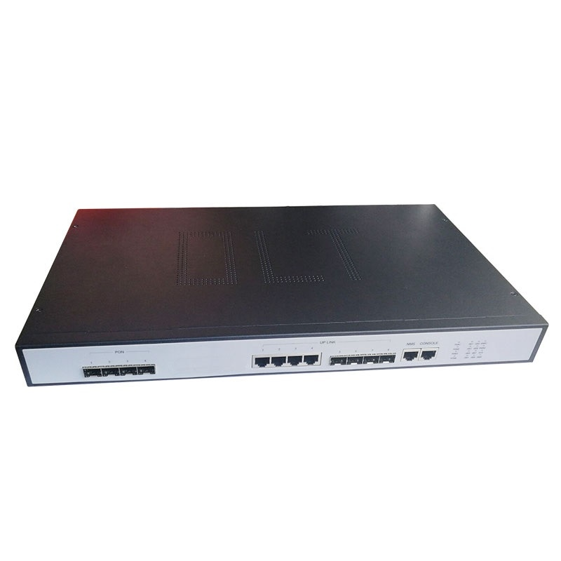 MAYTO EPON OLT 4PON Ports FTTH CATV Carrier-Grade High-Density Fiber Optic High Quality 1.25G Professional PX20+ and EPON ONU enlarge