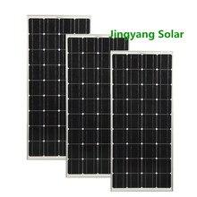 Glas Solar Panel 300W 400W Gleich 3PCS 4PCS 100w Monokristalline Flexible Solarzellen Für Auto RV Boot 12v Solar Batterie Ladegerät