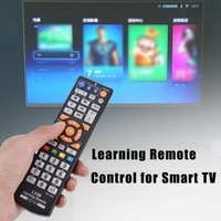 Universal IR Remote Control With Learning function  pages For TV CBL For L336 DVD 3 Copy controller SAT L3J0