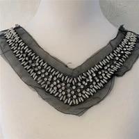 10 styles new handmade beaded rhinestone necklace for decoration