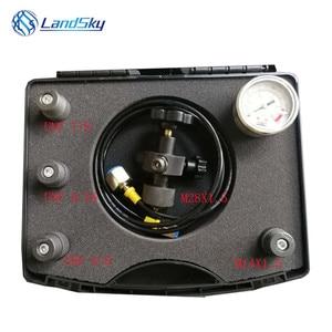 Charging Kit Nitrogen Pressure Test  Accumulator Precharge  FPU-1 100bar  Inflatable Tool 5/16-32UNF 7/8UNF