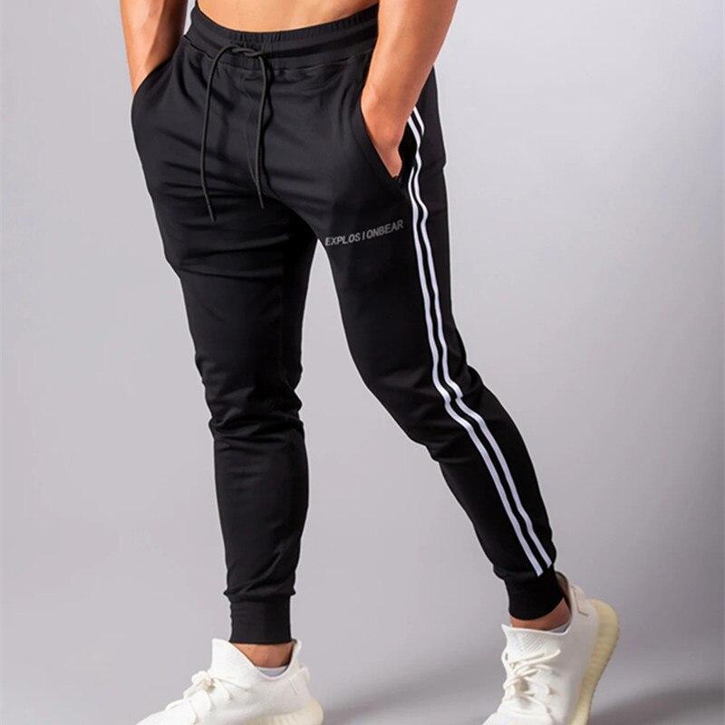 Fashion Men's Pants Joggers Streetwear Camouflage Casual Sweatpants Sports Mens Sportswear Jogger Tr