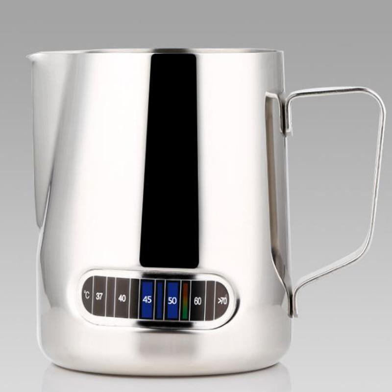 1 قطعة القهوة المخاوي الحليب الشاي اتيه كوب فقاعة كوب مع عرض درجة الحرارة سحب كوب سحب زهرة فنجان القهوة