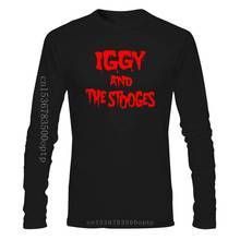 New Iggy And The Stooges Rock Band Logo Men'S White T-Shirt Size S M L Xl 2Xl 3Xl Printing Apparel?