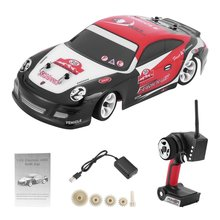 WLtoys K969 2.4G 1/28 Remote Control Car 4WD High-Speed Drift Racing Car Off-Road Vehicle Children's