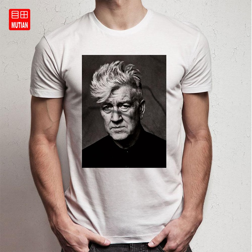 David Lynch Camiseta