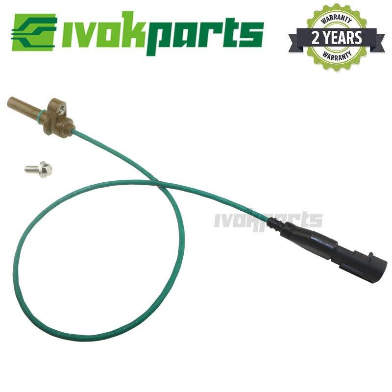 Holset turbo kit sensor de velocidade para cummins isx isl 8.0l turbocompressor de motor 4032068 4036059 4027517 4089377 3596936 3598841