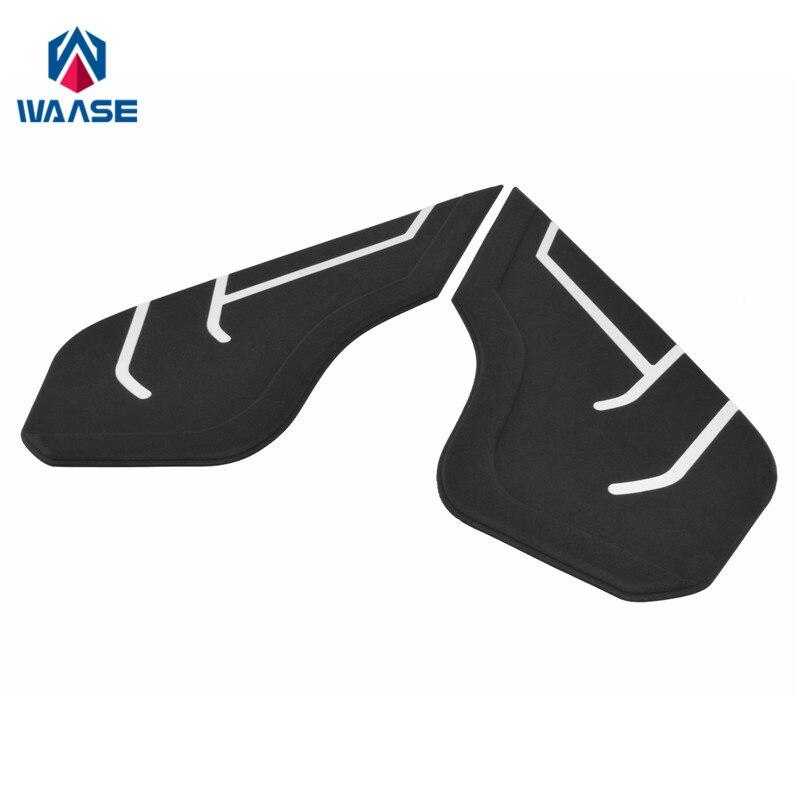 Waase, Protector para almohadilla de depósito, adhesivo, adhesivo, almohadilla de tracción para agarre de rodilla de Gas, lateral para Yamaha Tenere 700 XTZ700 XT700Z T7 2018 2019 2020