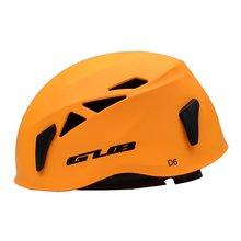 Gub D6 Expansion en plein air spéléologie sauvetage alpinisme casque équitation dérive sécurité chapeau équipement déquitation