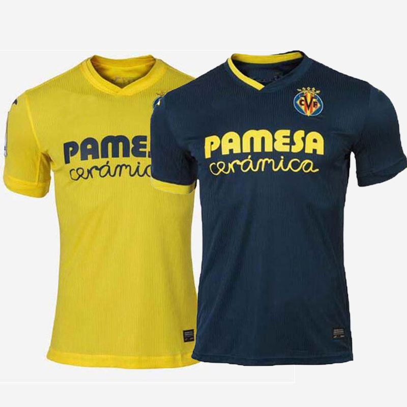 20 21 Villarreal CF camisetas de fútbol casa Paco Alcacer bacca FORNALS...