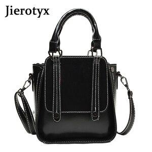 JIEROTYX Luxury Handbags Women Bag Designer Fashion  Lady Shoulder Bag Women Vintage Crossbody Bag Small Square Bag On Sale