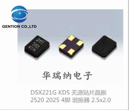 10 pces 100% original novo 2520 2025 passivo smd cristal 2.5x2.0mm 4 pinos 26 m 26 mhz 26.000 mhz txc