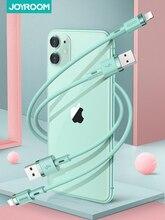 JOYROOM Cavo USB Per il Cavo di iPhone 11 Pro Max Xs Xr X 8 7 6 6s iPad Ricarica Veloce cavi Liquido Del Silicone Cavo Dati Per iPhone