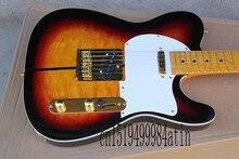 New Arrival F  Sunburst Custom Shop TUFF DOG Signature Electric Guitar Golden Hardware  @13