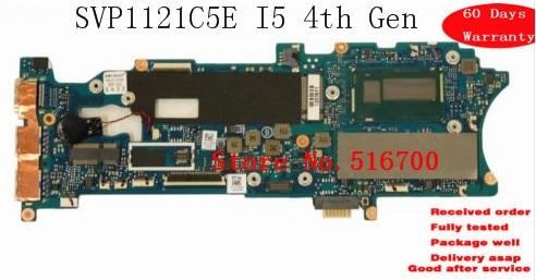 Материнская плата для ноутбука Sony Vaio SVP1121C5E, материнская плата i5-4200U 8 Гб RAM A1992849B