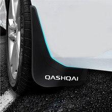 Nissan Qashqai-garde-boue garde-boue   Garde-boue, garde-boue, garde-boue, 4 pièces, J11 2016 2017 2018 2019