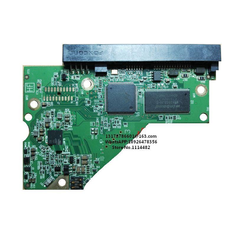 لوحة دوائر كهربائية, 2060-771818-000 HDD PCB لوحة منطقية اختبار جيد 2060-771818-000 القرص الصلب لوحة دوائر سطح المكتب 2060-771818-000 REV P1