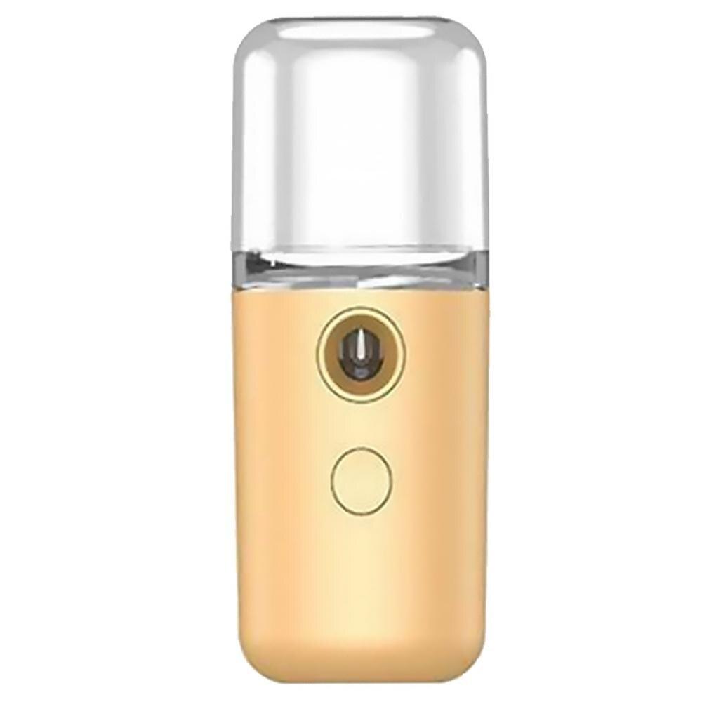 hydrating Portable Hydrating Sprayer Beauty Spray Apparatus Humidifier Rechargeable Nano Spray Hydrating Apparatus Cold Spray Apparatus