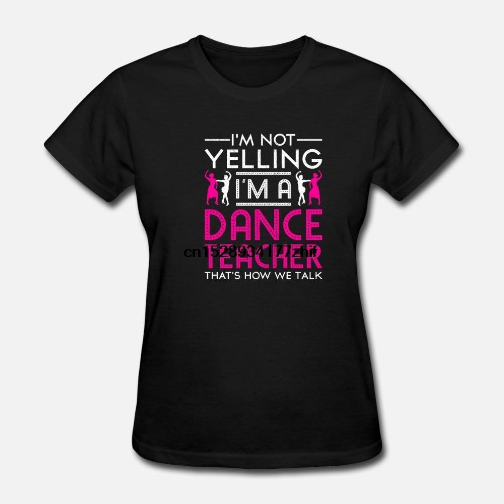 Camiseta para hombre Im A Dance Teacher Gift (1) Camisetas Mujer-Camiseta