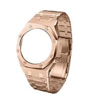 sweatproof watch replacement watchbands easy to install for casio g shock ga2100 ga2110 high quality waterproof bracelet
