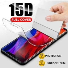 Hydrogel Film On For Xiaomi Redmi 5 Plus S2 4X 5A Go Screen Protector For Redmi Note 4 4X 5 5A Pro P