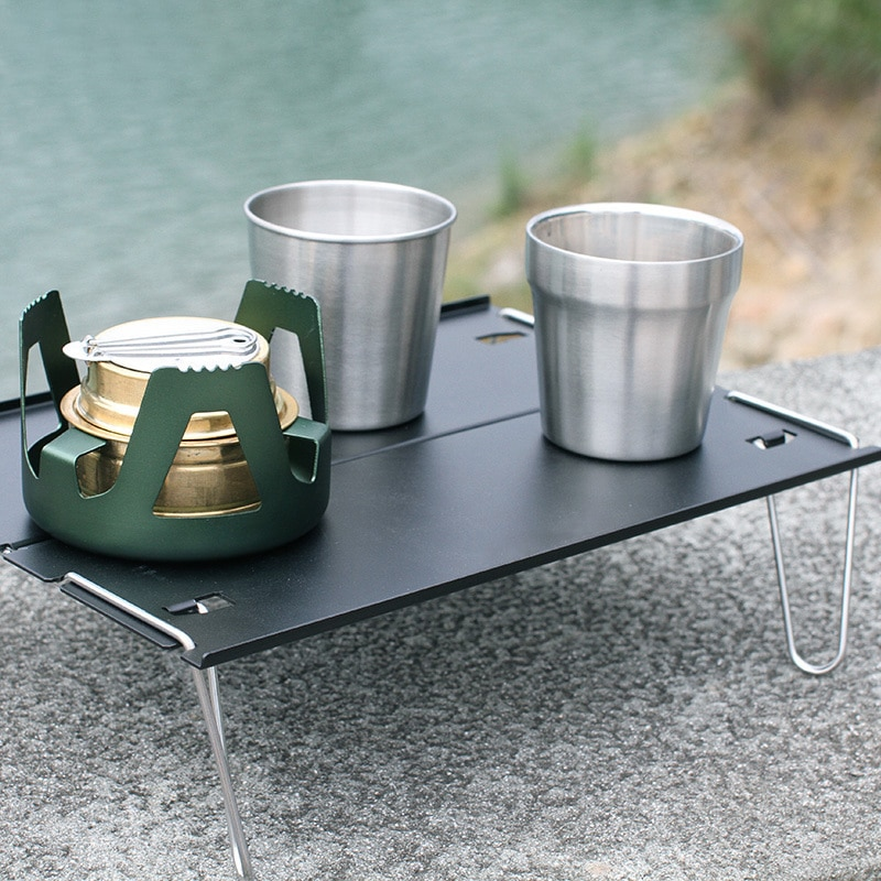 Алюминиевые легкие складные столы для пикника на открытом воздухе складные письменные столы для школьника купить