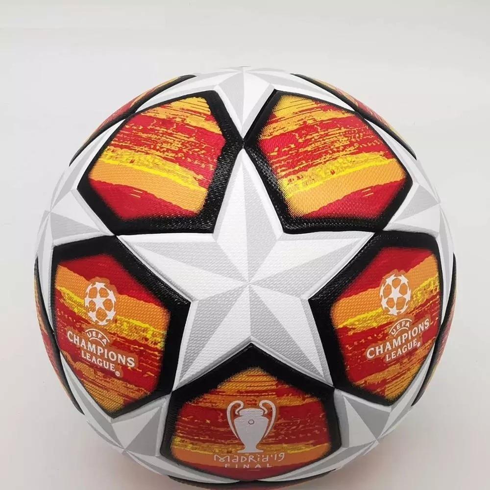 Материал, спортивные 5 футбольные качественные тренировочные стандартные футбольные мячи, футбольные мячи, новейшие высококачественные мя...