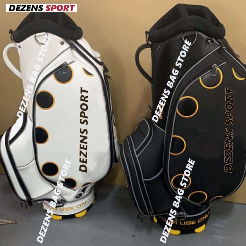 Dezens 2020 Nieuwe Mode Golftas Golf Standaard Tas Stuff Golf Set