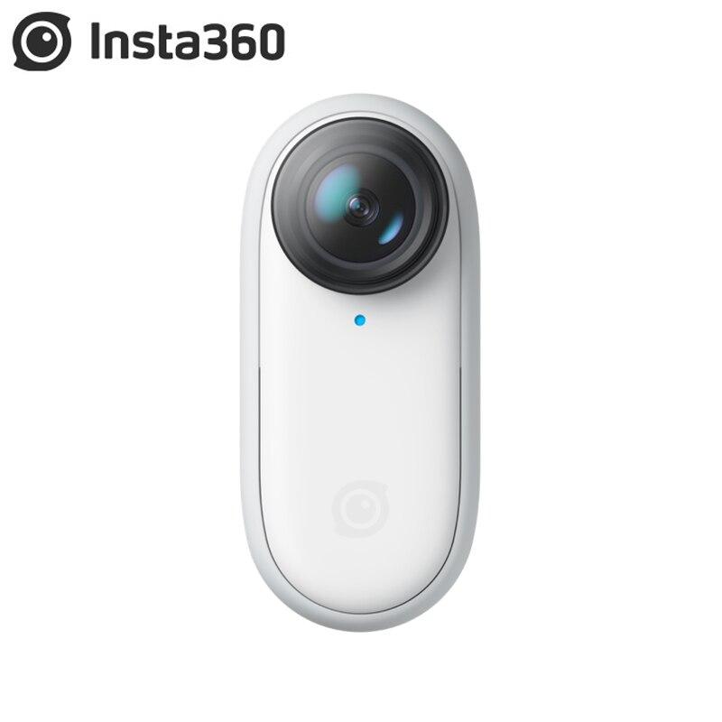 Insta360 GO 2 Action Camera FlowState Stabilization 4m waterproof  sport Camera go extreme pro Insta 360 go2 cam