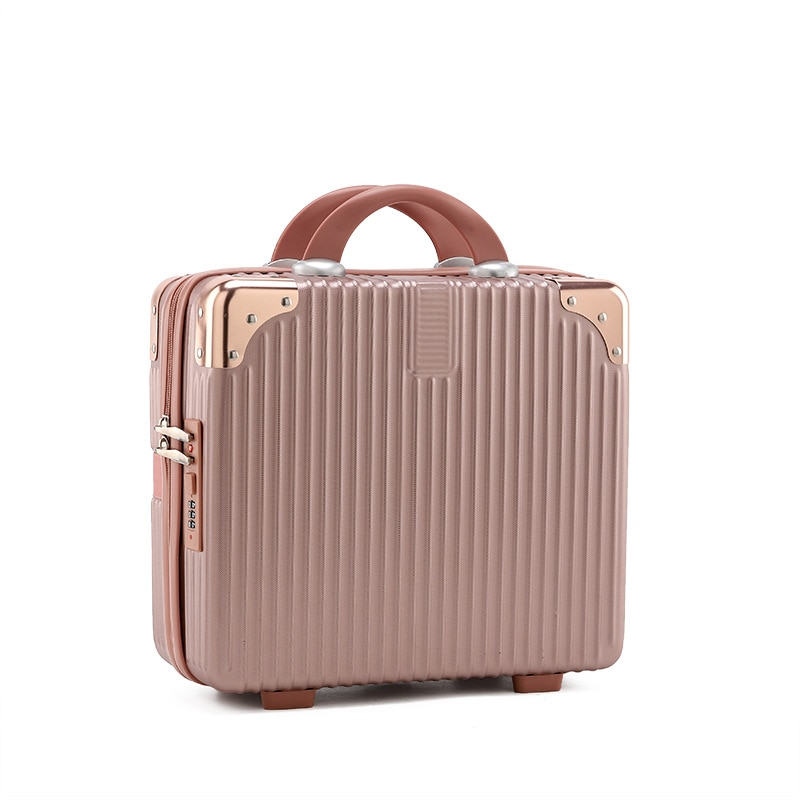 High Quality Pink Sweet Color 14 16 inches Luggage On Hot Sales