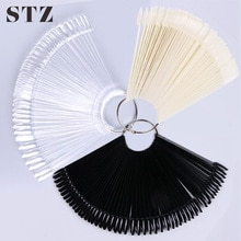Типсы STZ 50/32/24, набор накладных ногтей