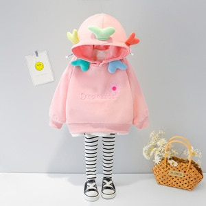 Baby Children's clothing Sets TWO pieces Suits Toddler Hoodies Legging Tracksuits For Girls Spring fashion kids clothes Autumn