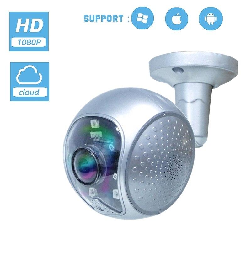 Cámara Ip domo inalámbrica para exteriores, videocámara De vigilancia para el hogar,...