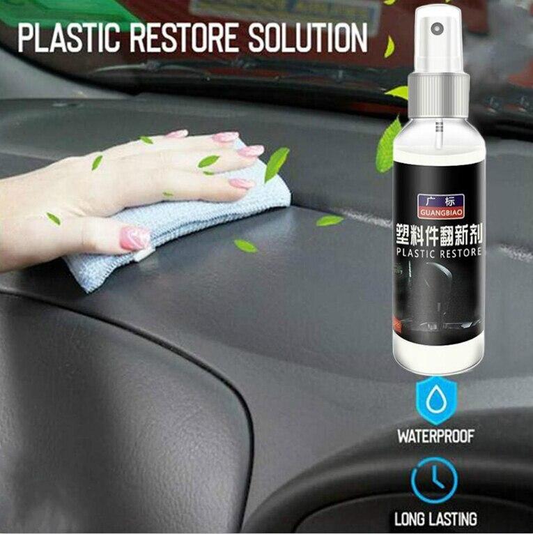Agente de recauchutado de plástico para coche, limpiador de coche para BMW MINI COOPER R56 R55 R60 R61 Countryman F55 F56 F60
