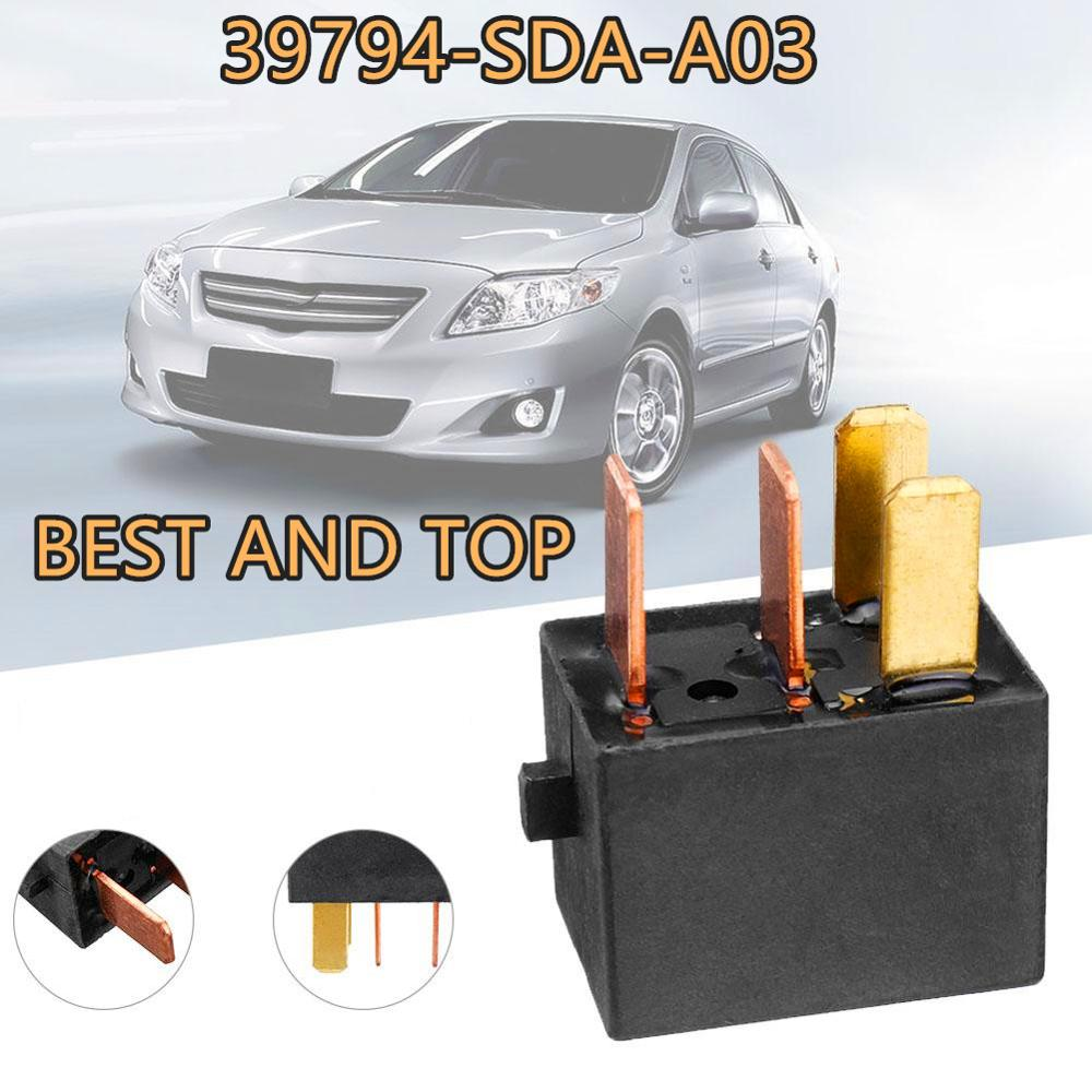 39794-sda-a03 a/c compressor relé de potência conjunto para acura tl accord civic fusível relé G8HL-H71 12vdc