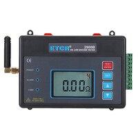 Ground Resistance Online Tester with Resistance Range 0.01Ω to 2000Ω Voltage Range 0 to 600V AC