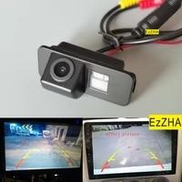 ezzha ccd car rear view camera backup reverse parking 170 degree for ford mondeo ba7 s max focus c307 fiesta kuga