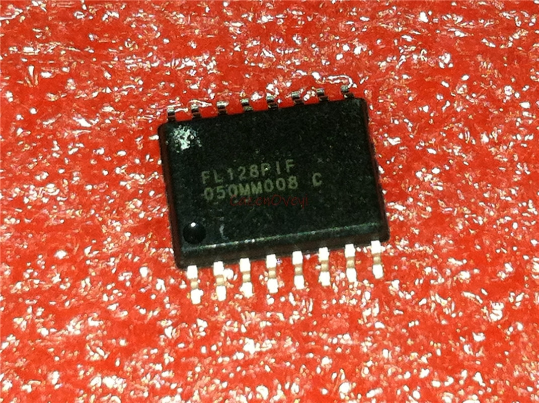 1 unids/lote S25FL128PIF FL128PIF SOP-16 en Stock
