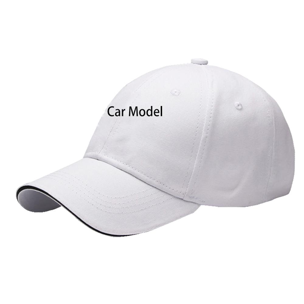 Adjustable Baseball Cap Outdoor Wreath Star Auto Logo Emblem Sports Sunhat Men Women Sun Shade Hat Peaked Cap Casquette Marque