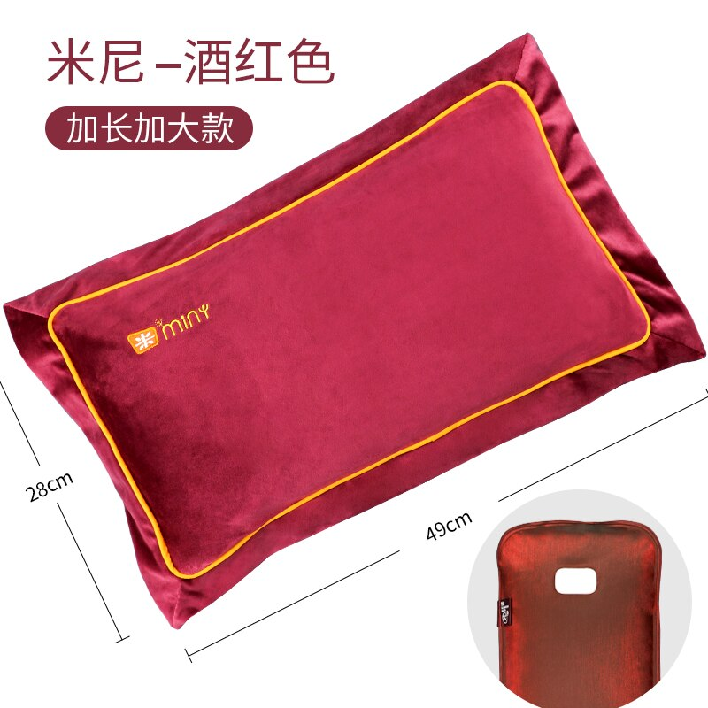 Rechargeable Hand Warmer Hot Water Bottle Womens Belly Hand Warmer Cold Weather Winter Aquecedor Household Merchandises EB5NSB enlarge
