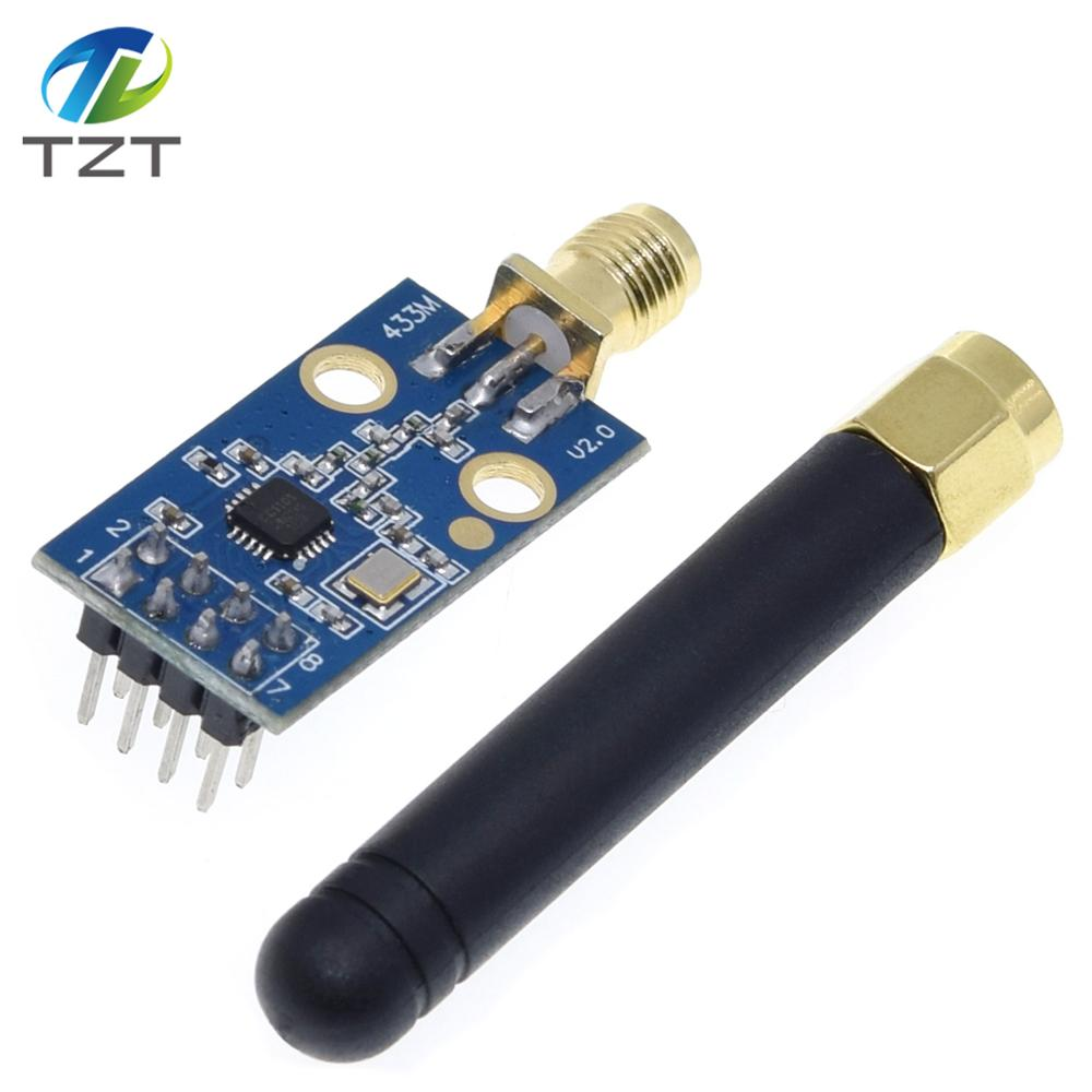 CC1101 Drahtlose RF Transceiver 315/433/868/915MHZ + SMA Antenne Wireless Modul 1,8-3,6 V