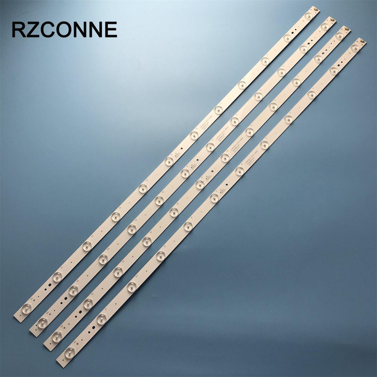LED شريط إضاءة خلفي مصباح ل LED40D12-ZC14-04 (أ) LED40D12-01 V400HJ2-PE1 LE40A7100L LE40B3300W LE40B3000 LED40ME1000