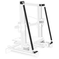 Кронштейн для 3D принтера Ender3/CR-10/10S/10S4 U20 TEVO Tornado ante12 DIY Настольная печать