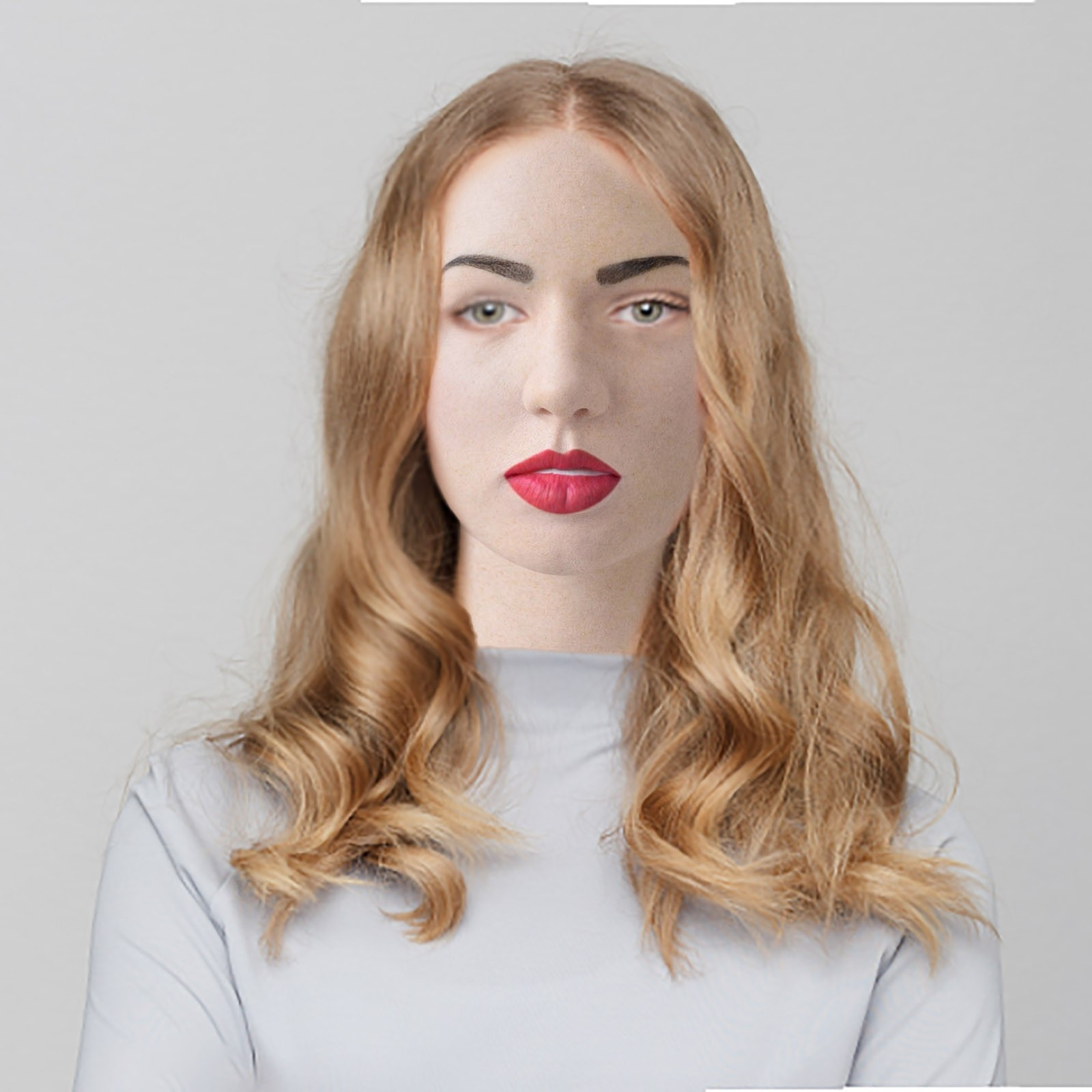 Full Latex Mask For Halloween Cosplay With Neck Full Head Creepy Wrinkle Women Face Mask Latex Mask Cosplay Party Props Masks недорого