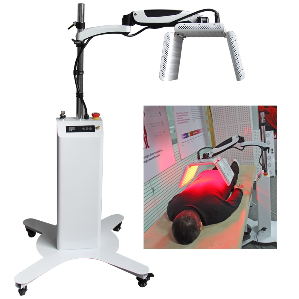 mobile spa equipment lamps beauty light therapy machine pdt led
