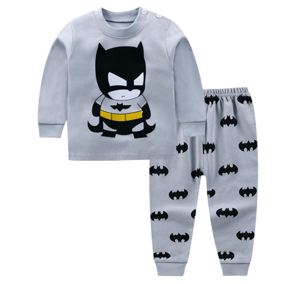 Модные комплекты одежды для малышей, осенняя одежда для маленьких мальчиков, хлопковая одежда для младенцев, одежда для девочек, 2 предмета, ...