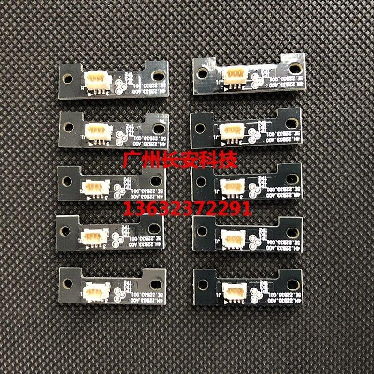 Placa original da detecção da roda da cor da projeção para a placa de indução th681 th682st th750