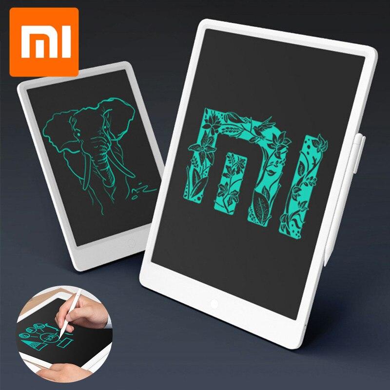 מקורי Xiaomi Mijia LCD כתיבת לוח עם עט דיגיטלי ציור אלקטרוני כתב יד כרית הודעה גרפיקה לוח
